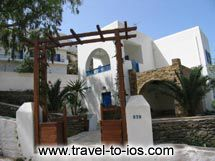 ANTONIS & MARIA  HOTELS IN  HORA