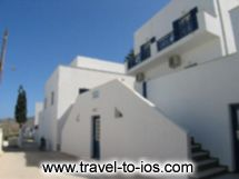 STELIOS PENSION  HOTELS IN  HORA